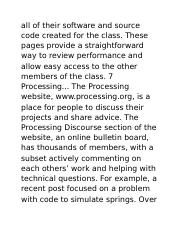 Processing Processing (Page 49-50)