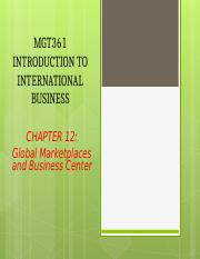 CHAPTER 12 - GLOBAL MARKETPLACE AND BUSINESS CENTER.ppt