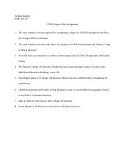 CDFL Degree Plan Assignment.docx