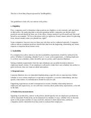HR Telecommuting Policy Guide(1).docx