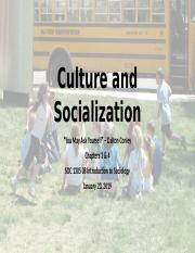 CH 3-4 Culture and Socialization.pptx