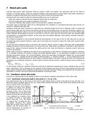 Chapter 7 Sheet-pile walls