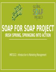 MKTG 522_Soap for Soap Project.pptx