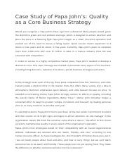 Buiness Strategy cases.docx