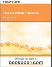 fluid-bed-particle-processing