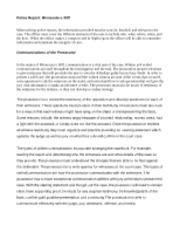 verbal communication cja304 university of phoenix Study cja304 interpersonal communications from university of phoenix view cja304 course  describe the components of verbal and nonverbal communication in.