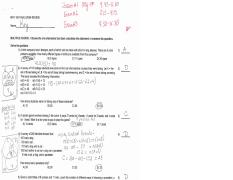 mth 106 final exam review guide KEY