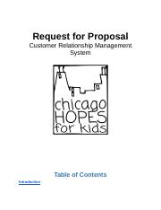 Chicago HOPES for Kids RFP.docx