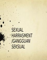 MAY MASTER UUMKL 2017 Sexual    Harassment.ppt