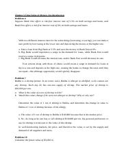 Week 3 Tutorial Solution Chapter 3 and 4(1).docx