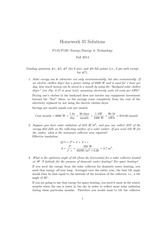 HW05 solutions
