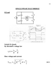 6 - 1 - ece4200 notes2 pwm and inverters