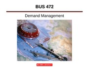 BUS 472 03 Demand Mgmt