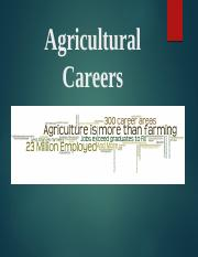 Agricultural Careers.pptx