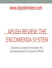 APUSH-Review-Encomiendas.pptx