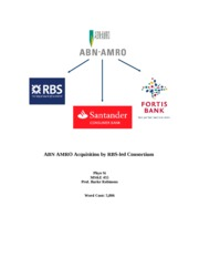 455.Paper.ABN-AMRO Acquisition by PhyoSi.AUT07