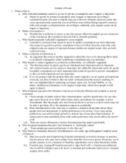 MGMT 341 Midterm #2 Study Guide
