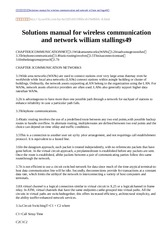 Solutions manual for wireless communication and network william stallings49-8