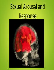 Sexual Arousal and Response Cycles.ppt