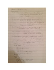 chapter 2 class notes