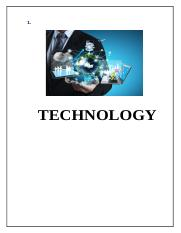 What are the pros for technology (2).docx