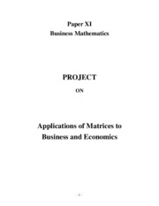 Applications-of-Matrices-to-Business-and-Economics