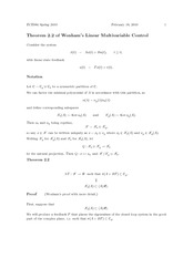 Notes on Proof of Theorem 6.1