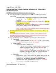 Adapted Exam 2 Study Guide (Tyler T Sylvester).docx