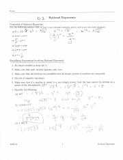 10.2 Worksheet Solutions
