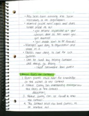 MGT 341 Ethical Rules Notes