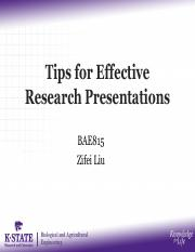 BAE815_Liu_05 Tips for effective research presentation.pdf