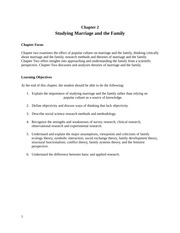 SO 223 Chapter 2 Study Guide