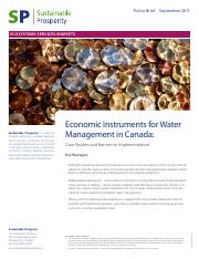 Economic Instruments for Water Management in Canada.pdf