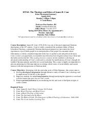 Theology and Ethics of James H. Cone Syllabus (1).pdf
