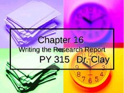 chapter 16_Clay slides