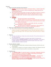 Enzymes Bio Study Guide.docx