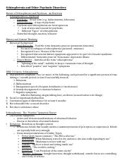 Schizophrenia and Other Psychotic Disorders.docx