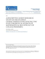 A DESCRIPTIVE SURVEY RESEARCH STUDY OF THE STUDENT CHARACTERISTI.pdf