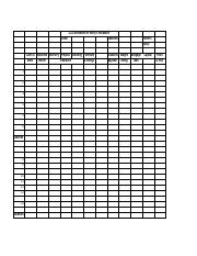 lcs worksheet- Henry's Hardware blank sheet