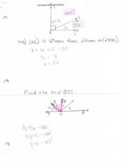 Concepts of Math Notes 8