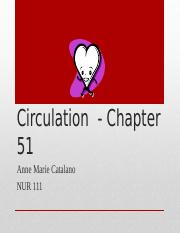 Circulation  - Chapter 51.pptx