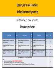 Field Exercise 2 Template - Aug 2014.pptx