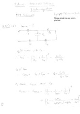PHYS 2213 - PS7 [Solutions]