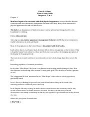 Exam 2 Study Guide Chapters 4 5 6.docx