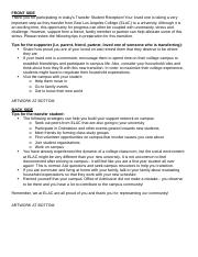 DRAFT 2 Handout for students and parents during TSR.docx