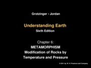 Chapter+6+-+Metamorphism