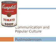 Postmodernism+NEW