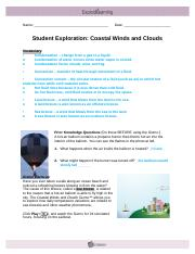 9.8 Gizmo Coastal Winds and Clouds.doc
