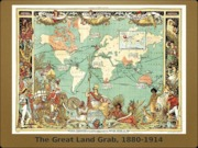 HST 104- Ch. 22 - The Great Land Grab PPT