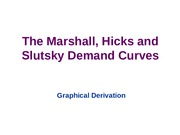 Micro_marshall_hicks_slutsky.ppt